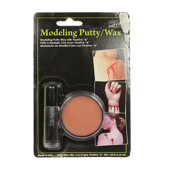 Mehron Putty/Wax with Fixative A -  | Camera Ready Cosmetics