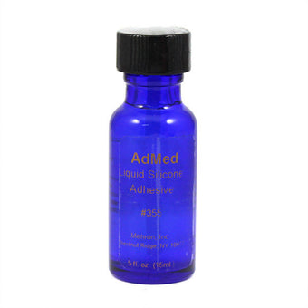 Mehron AdMed Liquid Adhesive -  | Camera Ready Cosmetics