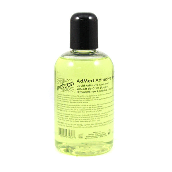 Mehron AdMed Adhesive Remover -  | Camera Ready Cosmetics