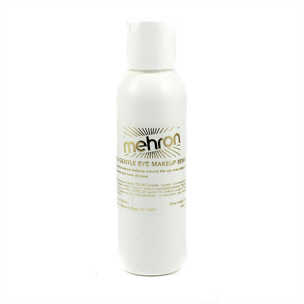 Mehron Xtra Gentle Eye Area Makeup Remover -  | Camera Ready Cosmetics