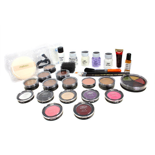 Mehron Celebre Makeup Kit (USA Only) -  | Camera Ready Cosmetics - 1
