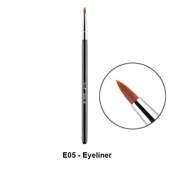 Sigma Brushes for Eyes - E05 -  Eye Liner | Camera Ready Cosmetics - 2