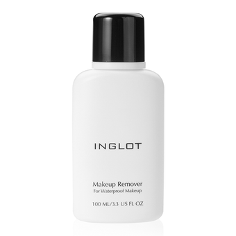 Inglot Makeup Remover for Waterproof Makeup - 100mL | Camera Ready Cosmetics - 3