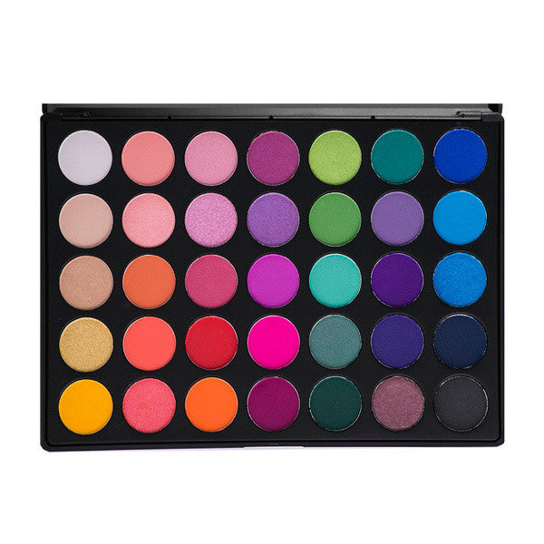 Morphe - 35B - 35 Color Glam Palette -  | Camera Ready Cosmetics