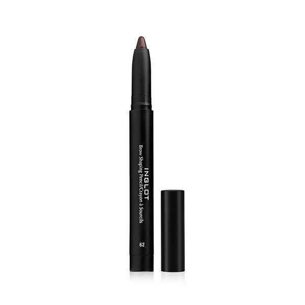 Inglot Brow Shaping Pencil - 62 | Camera Ready Cosmetics - 4