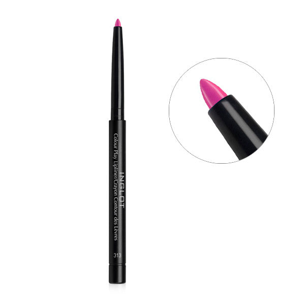 Inglot Colour Play Lipliner - 313 | Camera Ready Cosmetics - 5