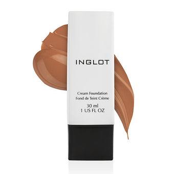 Inglot Cream Foundation - 27 | Camera Ready Cosmetics - 10