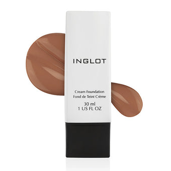 Inglot Cream Foundation - 30 | Camera Ready Cosmetics - 12