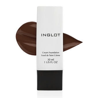 Inglot Cream Foundation - 37 | Camera Ready Cosmetics - 17