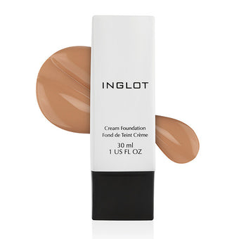 Inglot Cream Foundation - 38 | Camera Ready Cosmetics - 18