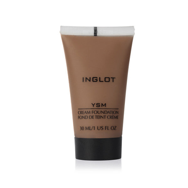 Inglot YSM Cream Foundation - 60 YSM | Camera Ready Cosmetics - 21