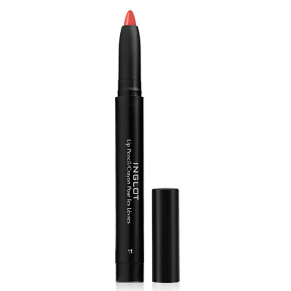 Inglot AMC Lip Pencil Matte with Sharpener - 11 AMC | Camera Ready Cosmetics - 2