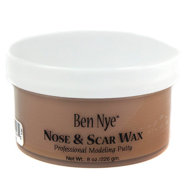 Ben Nye Nose & Scar Wax - Fair 8oz (NW-3) | Camera Ready Cosmetics - 9