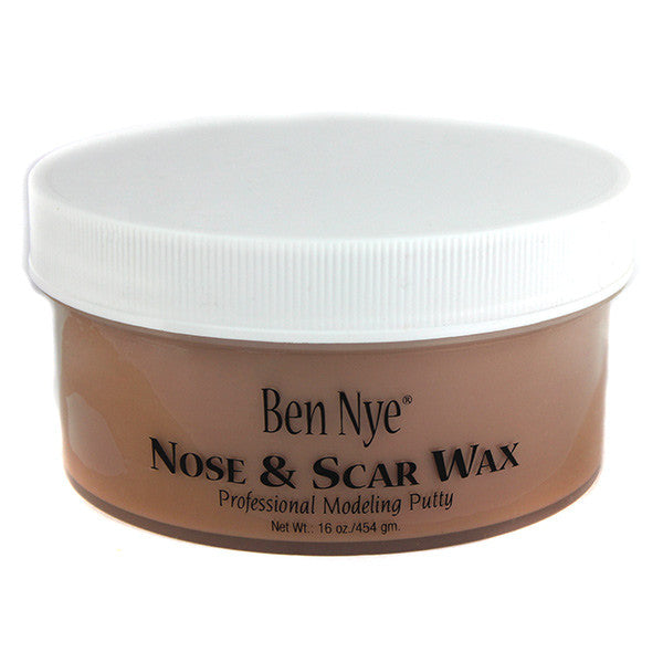 Ben Nye Nose & Scar Wax - Fair 16oz (NW-4) | Camera Ready Cosmetics - 10