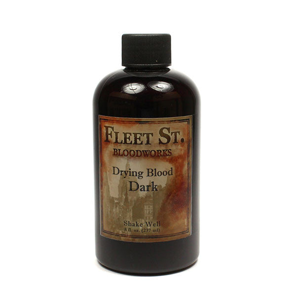 PPI Fleet Street Bloodworks - Drying Blood (USA ONLY) - Dark / 8oz | Camera Ready Cosmetics - 5