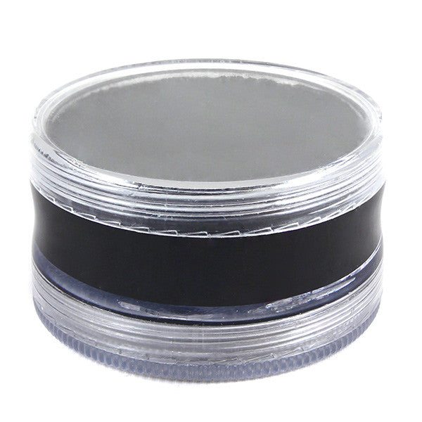 Wolfe FX Hydrocolor Cake - Essential Colors - Black #010 / Large 90g/3oz | Camera Ready Cosmetics - 4