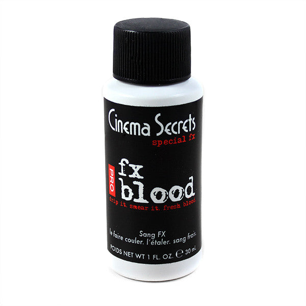 Cinema Secrets FX Blood - 1oz | Camera Ready Cosmetics - 2