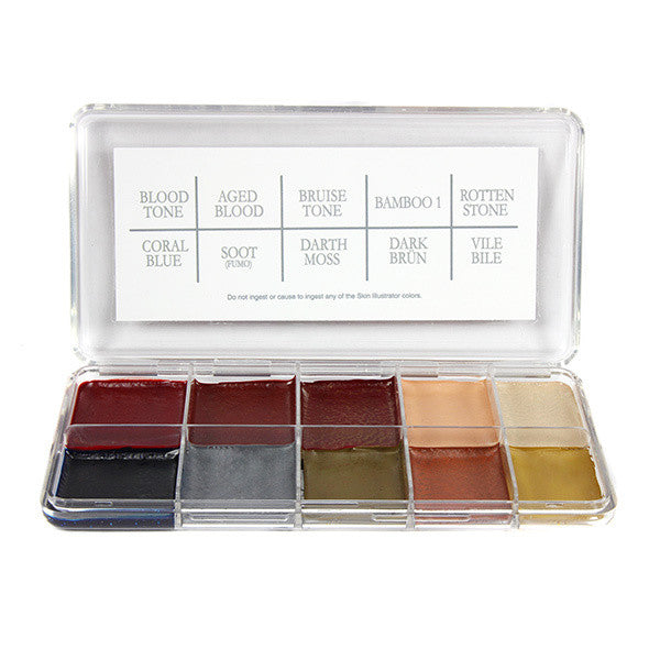 PPI Skin Illustrator - T-4 Palette -  | Camera Ready Cosmetics - 1