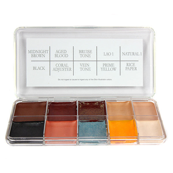 PPI Skin Illustrator - John Adams Palette -  | Camera Ready Cosmetics - 1