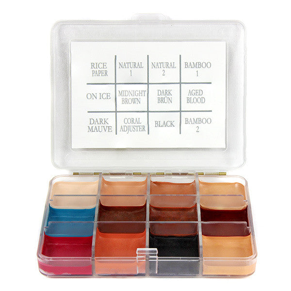 PPI Skin Illustrator - On Set Signature Series Lois Burwell Palette -  | Camera Ready Cosmetics - 1