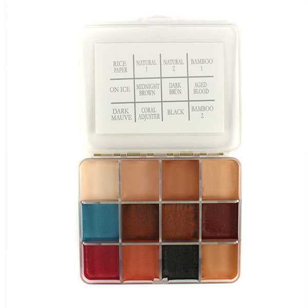 PPI Skin Illustrator - On Set Signature Series Lois Burwell Palette -  | Camera Ready Cosmetics - 3