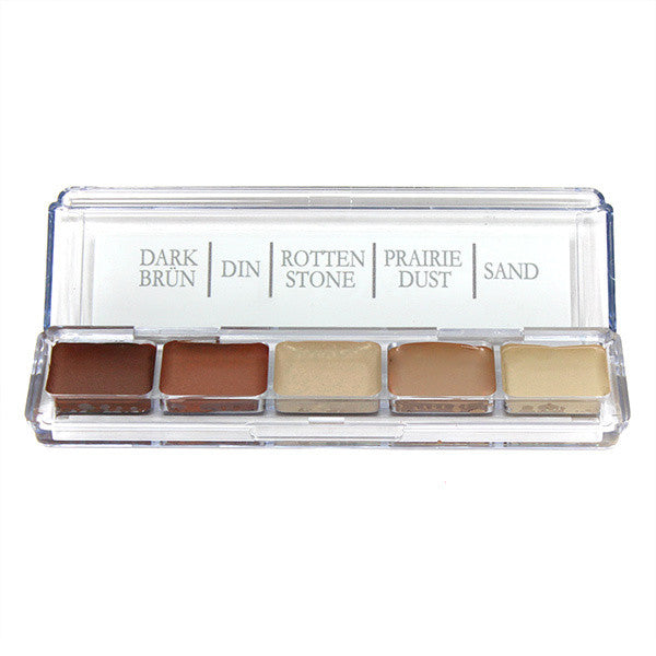 PPI Skin Illustrator - Brow Palette -  | Camera Ready Cosmetics - 1