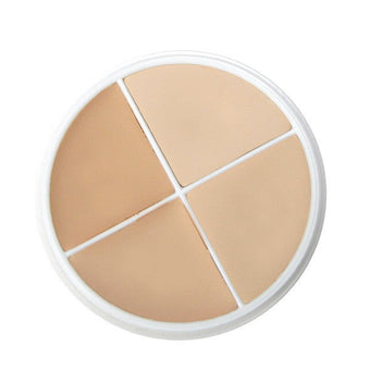 alt RCMA Makeup Four Color Foundation I: KA-1 to KA-4
