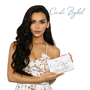 BH Cosmetics | Carli Bybel - 14 Color Eyeshadow & Highlighter Palette
