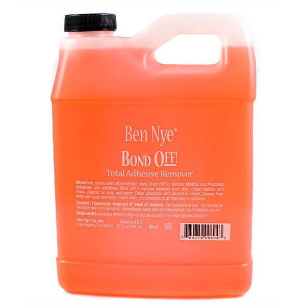 Ben Nye Bond Off (USA Only) - 32.0 oz (BR-4) | Camera Ready Cosmetics - 8