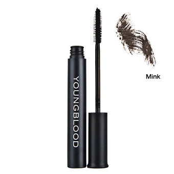 Youngblood Outrageous Lashes Mineral Lengthening Mascara - Mink | Camera Ready Cosmetics - 4