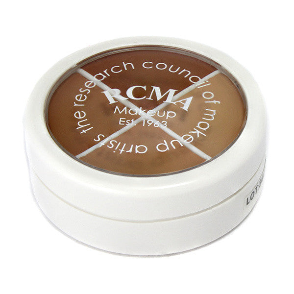 RCMA Makeup Four Color Foundation -  | Camera Ready Cosmetics - 1