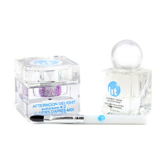 Lit Cosmetics Mini Me Lit Kit - Afternoon Delight | Camera Ready Cosmetics - 2
