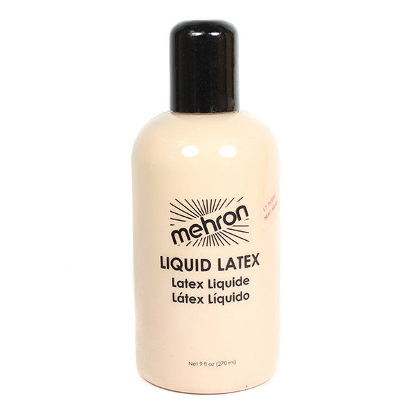 alt Mehron Liquid Latex 9 oz. / Light Flesh
