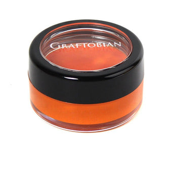 Graftobian Dish Of Face Paint 1/4oz - Fire Orange (99009) | Camera Ready Cosmetics - 5