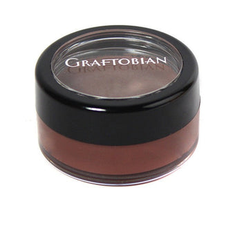 Graftobian Dish Of Face Paint 1/4oz - Teddy Bear Brown (99001) | Camera Ready Cosmetics - 13