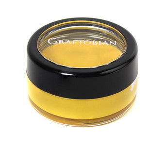 Graftobian Dish Of Face Paint 1/4oz - Sunshine Yellow (99027) | Camera Ready Cosmetics - 12