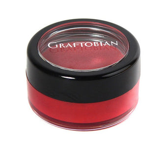 Graftobian Dish Of Face Paint 1/4oz - Royal Red (99025) | Camera Ready Cosmetics - 11