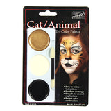 Mehron Tri-Color Palette - Cat/Animal (403C-T) | Camera Ready Cosmetics - 6
