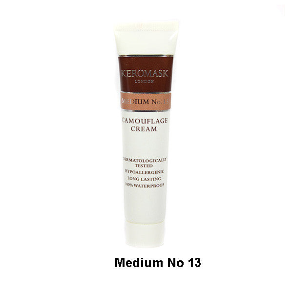 Keromask Camouflage Cream - Cream Medium N0. 13 | Camera Ready Cosmetics - 26