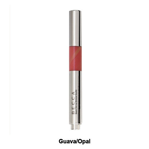 Becca Beach Tint Lip Shimmer Souffle (LIMITED AVAILABILITY) - Guava/Opal | Camera Ready Cosmetics - 3