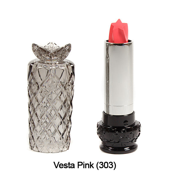 Anna Sui Lipstick  (LIMITED AVAILABILITY) - Vesta Pink (303) | Camera Ready Cosmetics - 5