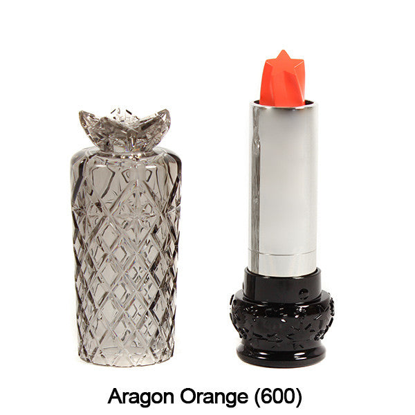 Anna Sui Lipstick  (LIMITED AVAILABILITY) - Aragon Orange (600) | Camera Ready Cosmetics - 9
