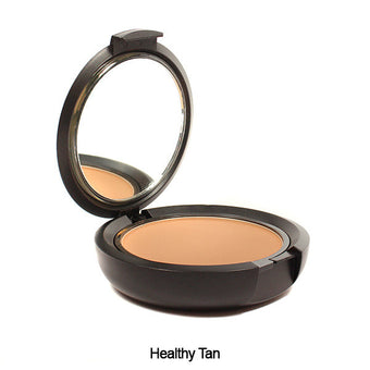 Graftobian Dual-Finish Foundation (full size) - Healthy Tan (30219) | Camera Ready Cosmetics - 14