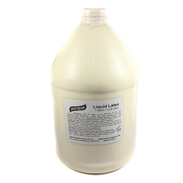 Graftobian Liquid Latex - Clear / 1 Gallon | Camera Ready Cosmetics - 7