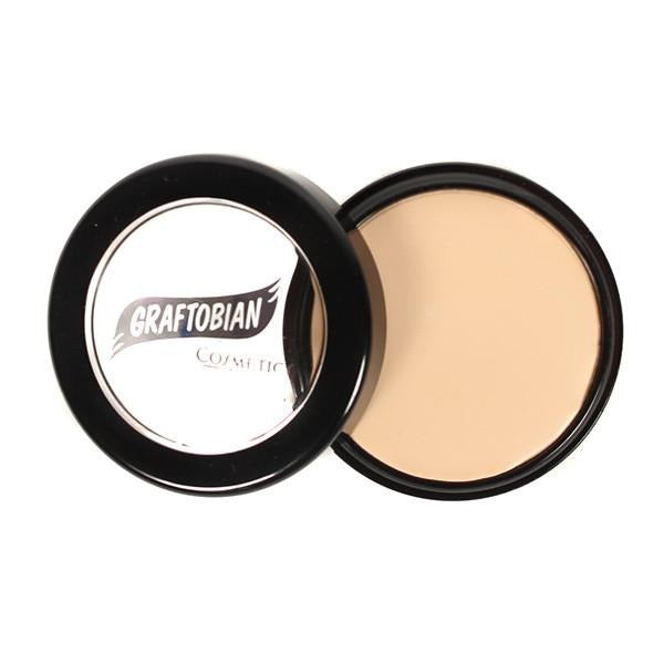 Graftobian Hi-Def Glamour Creme Foundation - Buff (30340) | Camera Ready Cosmetics - 8
