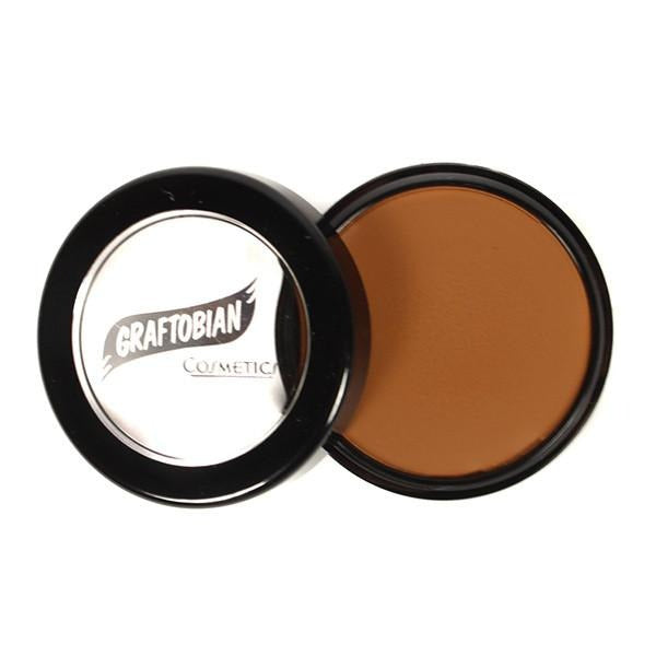 Graftobian Hi-Def Glamour Creme Foundation - Burnt Amber (30355) | Camera Ready Cosmetics - 9