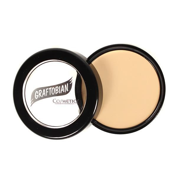 Graftobian Hi-Def Glamour Creme Foundation - Graceful Swan (30301) | Camera Ready Cosmetics - 27
