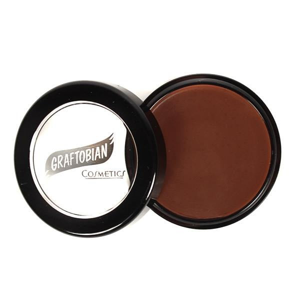 Graftobian Hi-Def Glamour Creme Foundation - Phantom (30373) | Camera Ready Cosmetics - 41