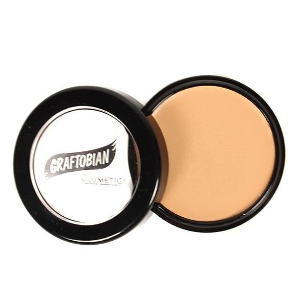 Graftobian Hi-Def Glamour Creme Foundation - Sunrise Flush (30342) | Camera Ready Cosmetics - 54