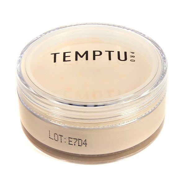 Temptu Pro Invisible Difference Finishing Powder - #3 Dark (Honey Tan) | Camera Ready Cosmetics - 4